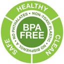 Μη τοξικό πλαστικό - BPA FREE