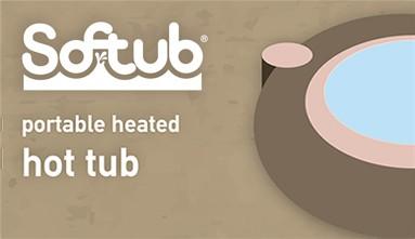 Softub - Portable spa and hot tub