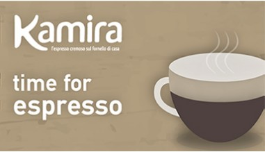 Kamira - Creamy espresso on the stove